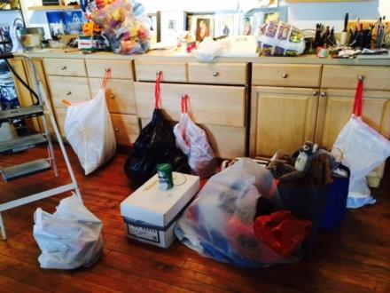 sorting bags KC