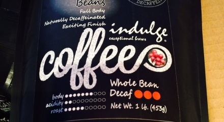 Organic Decaf Coffee